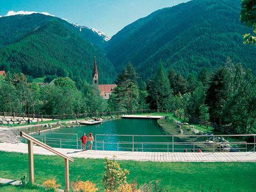 Natural pools natural swimming pools and ponds for Natural swimming pools a guide to building