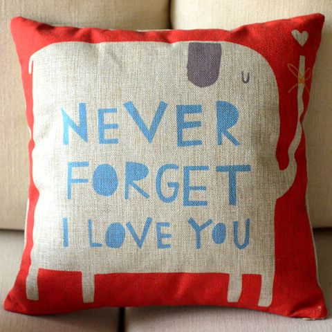 Textile, Red, Cushion, Throw pillow, Linens, Interior design, Rectangle, Home accessories, Pillow, Stitch,