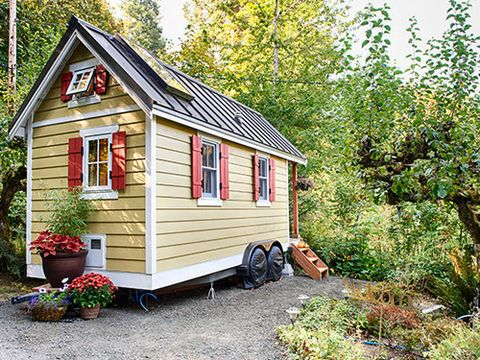 Wood, Window, Property, House, Flowerpot, Home, Real estate, Rural area, Cottage, Log cabin,