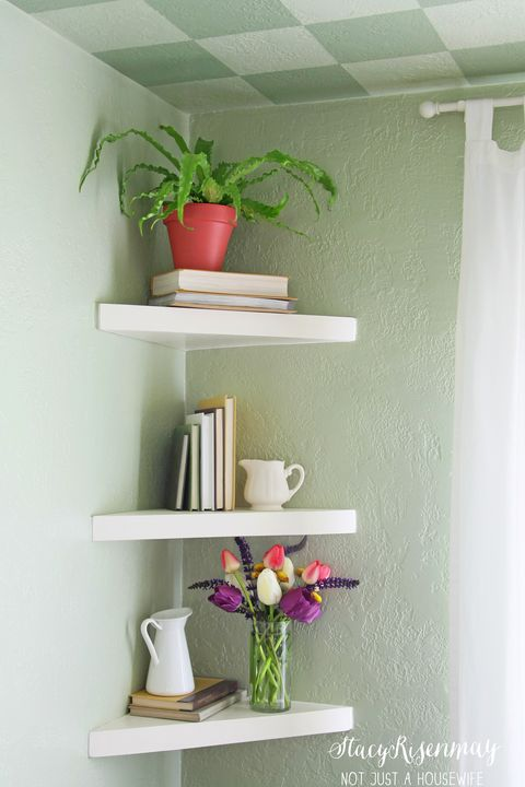 Ideas For Floating Shelves