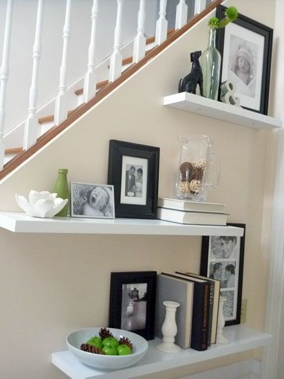 ideas for floating shelves floating shelf styles rh goodhousekeeping com what to put on floating shelves in living room Floating Shelves Ideas