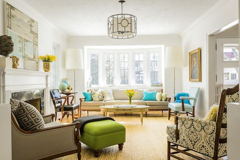 Colorful Toronto House Tour - Eclectic Home Decorating Ideas