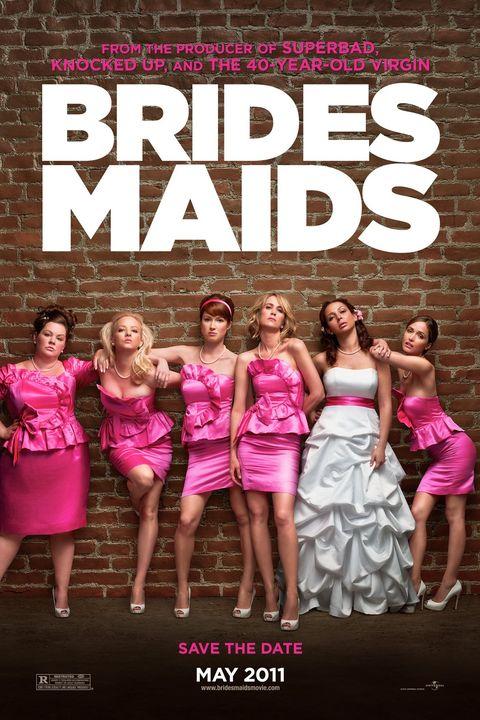 feel good movies - bridesmaids