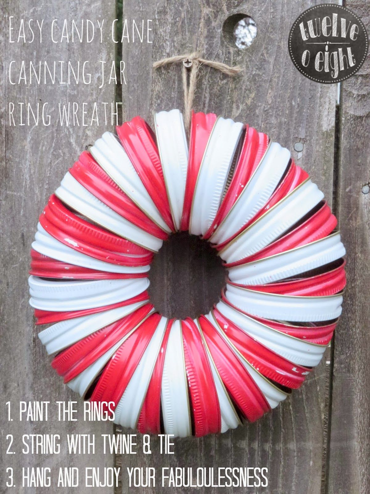 67 DIY Christmas Wreaths - How to Make a Holiday Wreath Craft