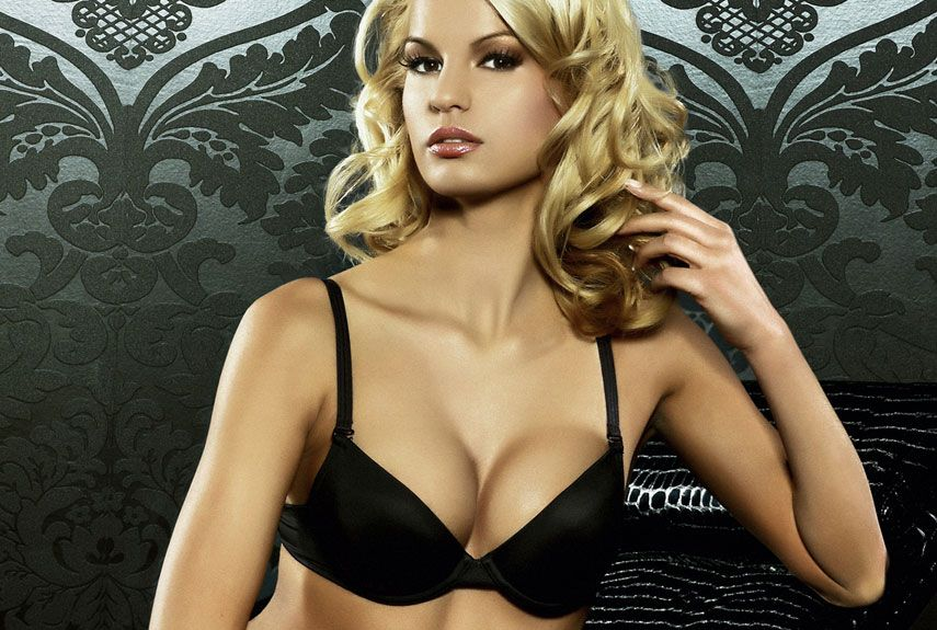 Evolution of the Bra - Historical Pictures of the Brassiere