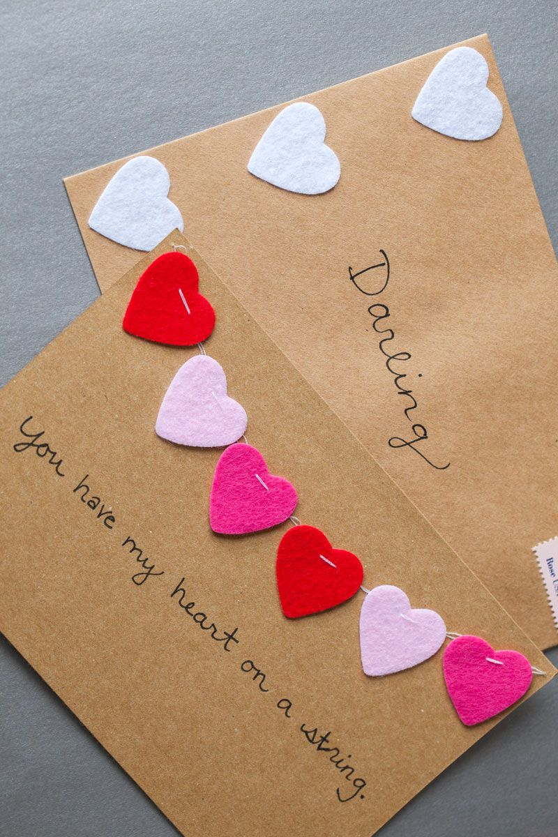 Awesome Card Making Ideas For Valentines Day Part - 14: Good Housekeeping