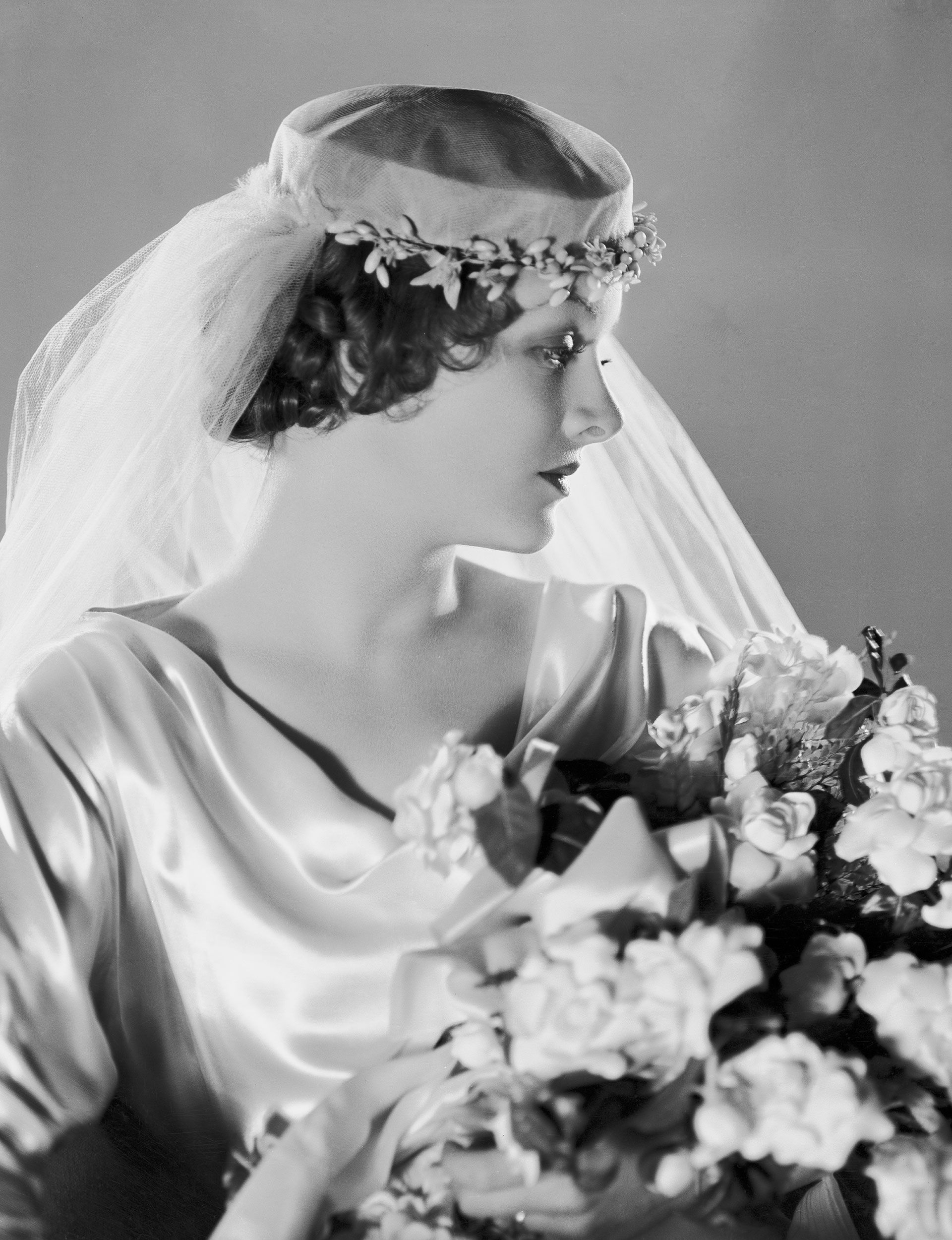 The History of Bridal Hairstyles - Evolution of Bridal Hair