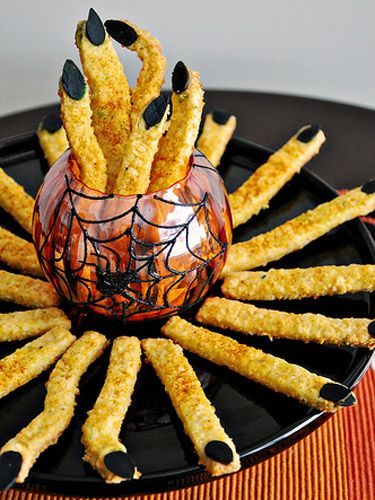 45 Best Halloween Party Snacks , Easy Creepy Halloween Snack