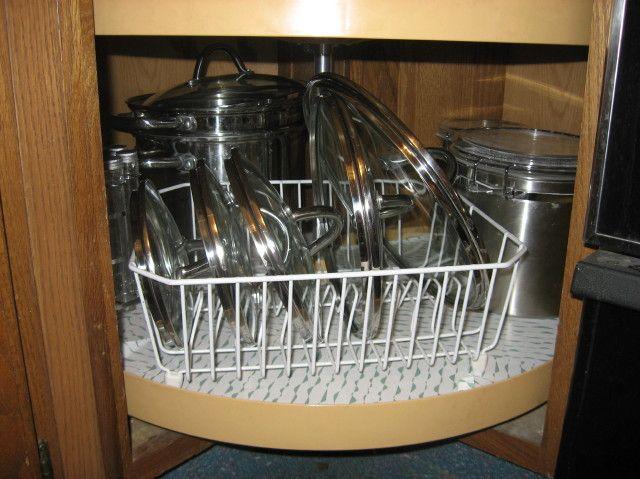 Pot lid organizers kitchen organizing ideas solutioingenieria Image collections