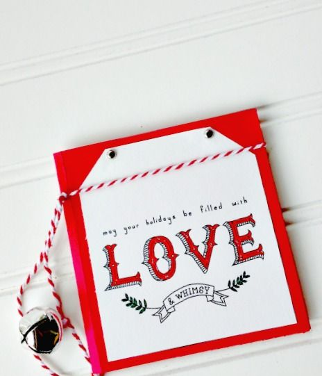 Diy Christmas Gift Card Holder: DIY Christmas Gift Card Holders