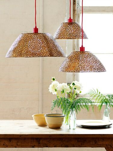 Diy bowl pendant lights how to make pendant lights image aloadofball Image collections