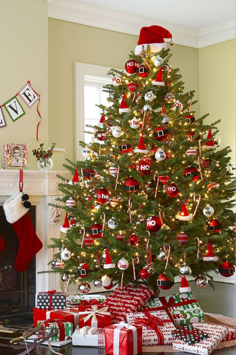 Tremendous 30 Decorated Christmas Tree Ideas Pictures Of Christmas Download Free Architecture Designs Rallybritishbridgeorg