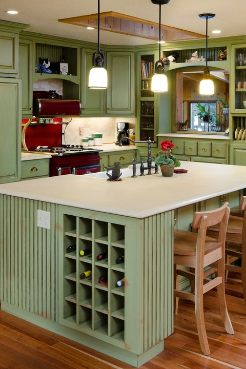 18 Best Kitchen Paint And Wall Colors Ideas For Popular Kitchen