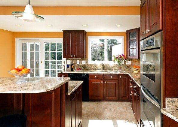 17 Best Kitchen Paint And Wall Colors Ideas For Por Color Schemes 2017