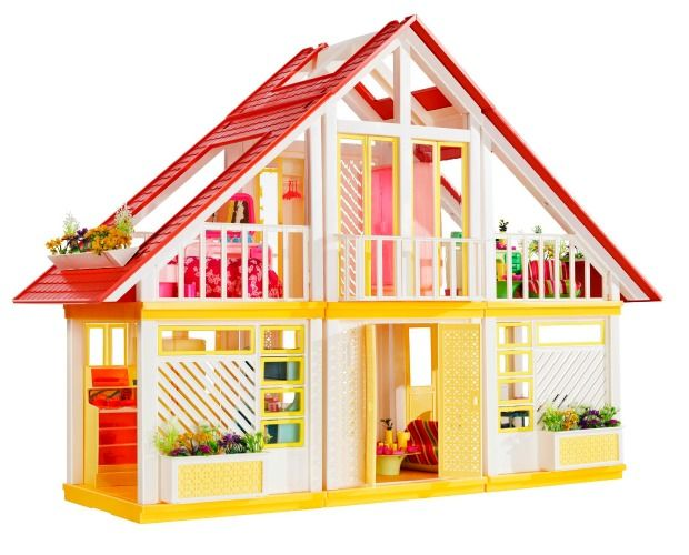 A Look Back At Barbie S Dreamhouse Barbie S Dreamhouse Through The