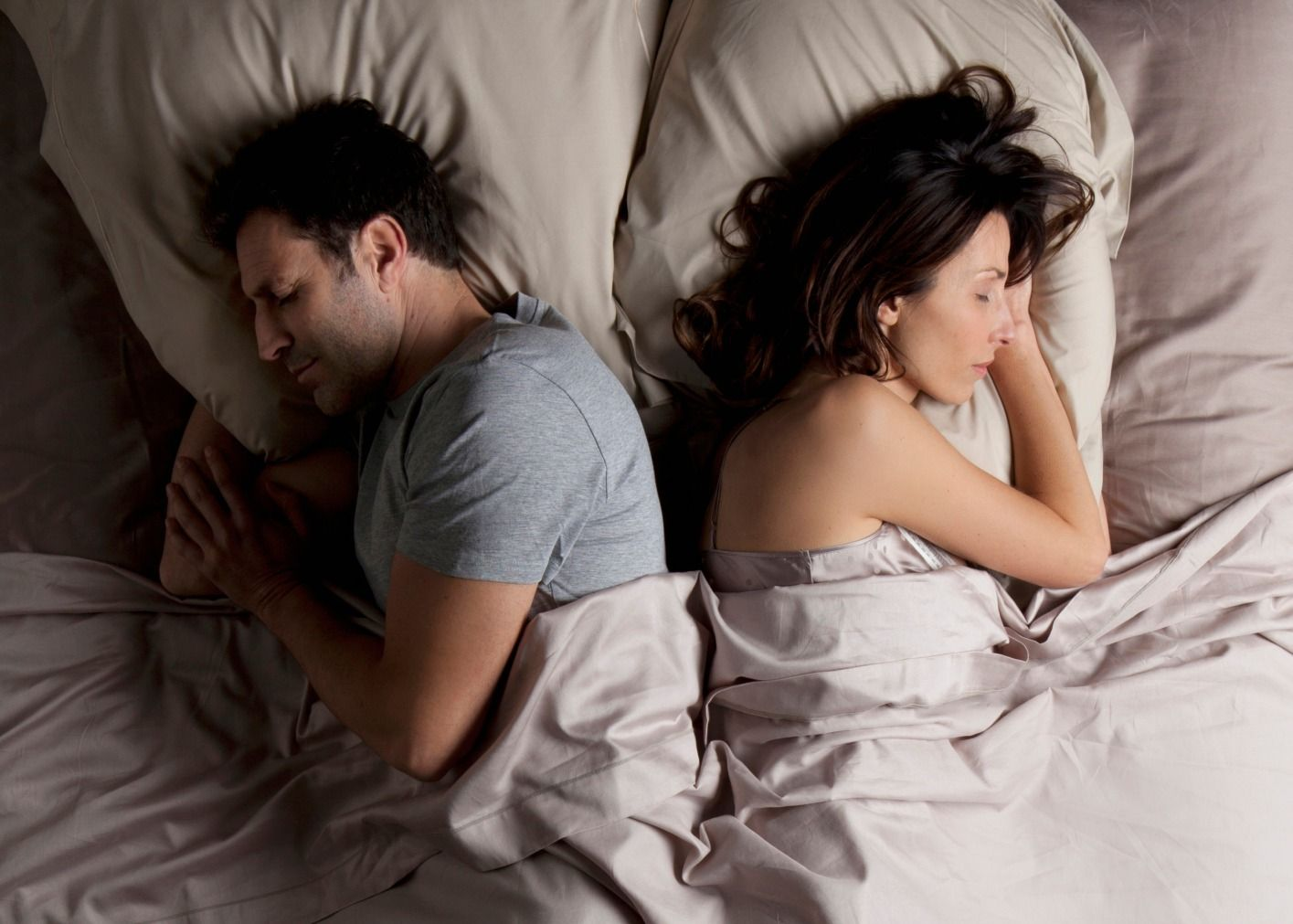 Sleeping Positions and Relationships Infographic - What Snuggling Says  About You as a Couple