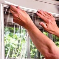 how to shrink wrap your windows how to save on your heating bill