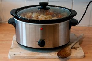 How long to cook beef chuck roast in crock pot on high