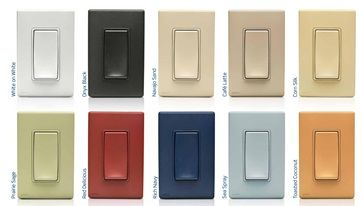 Leviton Renu - Easy DIY Upgrade for Your Light Switch Plate