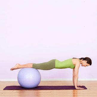 Balance Push-up