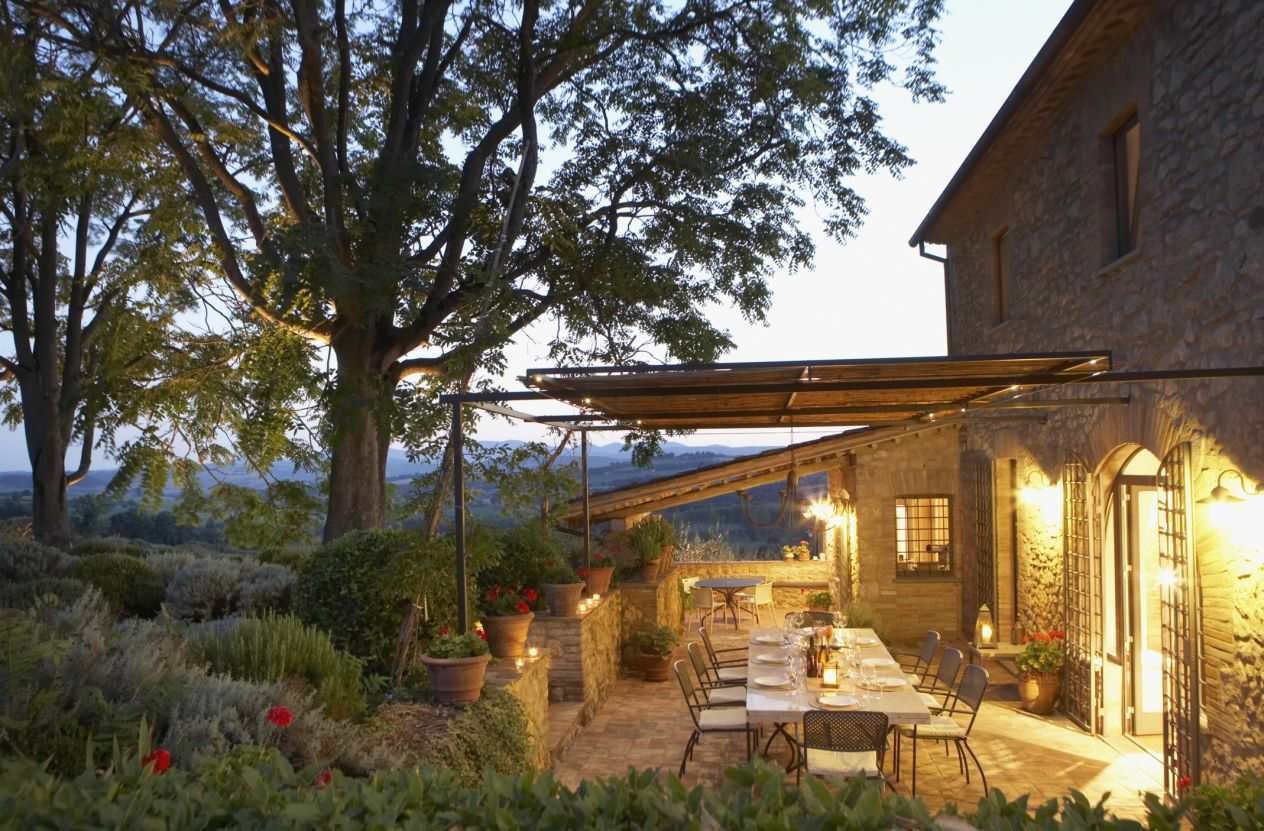 Outdoor Lighting Guidelines Stay Safe With Backyard Lights How To Wire Low Voltage Part 3