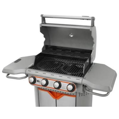 Stok Quattro A Nifty New Grill At Home Depot