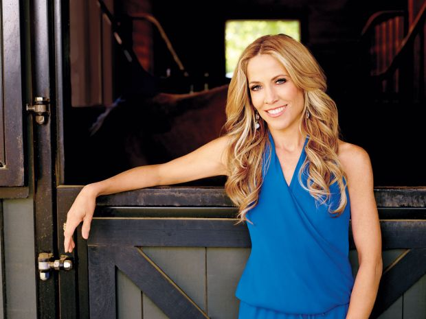 At Home With Superstar Sheryl Crow