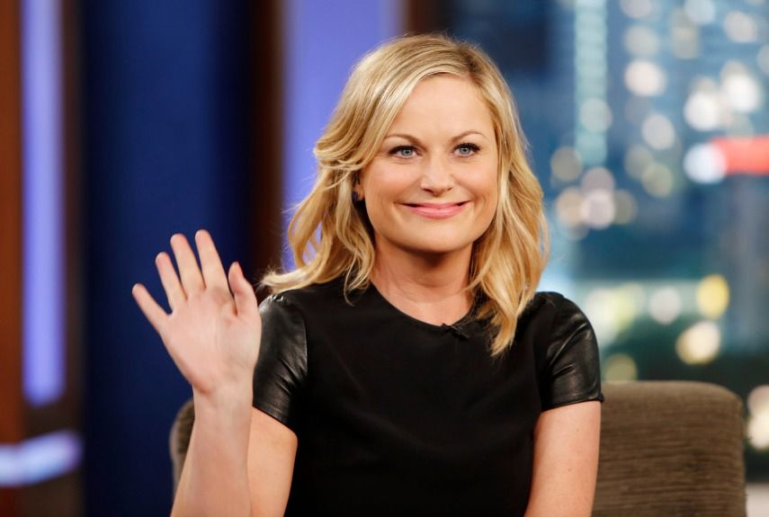 Amy Poehler Good Housekeeping - Amy Poehler's Life Lessons