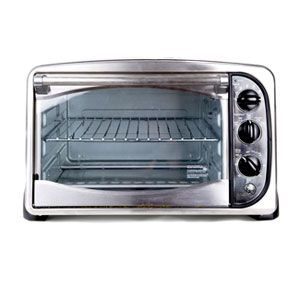 ge rotisserie convection toaster oven 169220 53 review rh goodhousekeeping com GE Countertop Convection Toaster Oven GE Rotisserie 169220 Toaster Oven