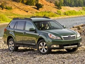 2012 Subaru Outback 3.6R Limited Review