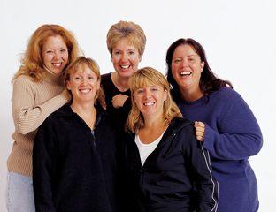 Crane Sisters, Before