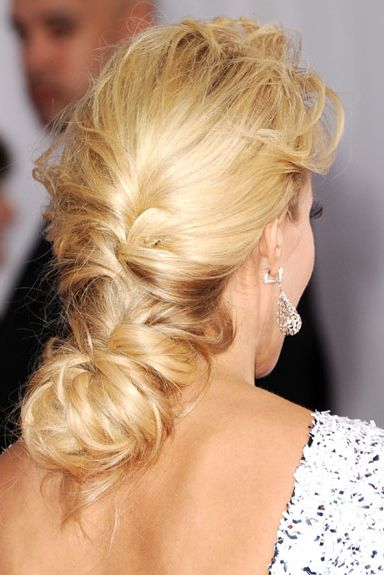 50 Easy Updo Hairstyles For Formal Events Elegant Updos To
