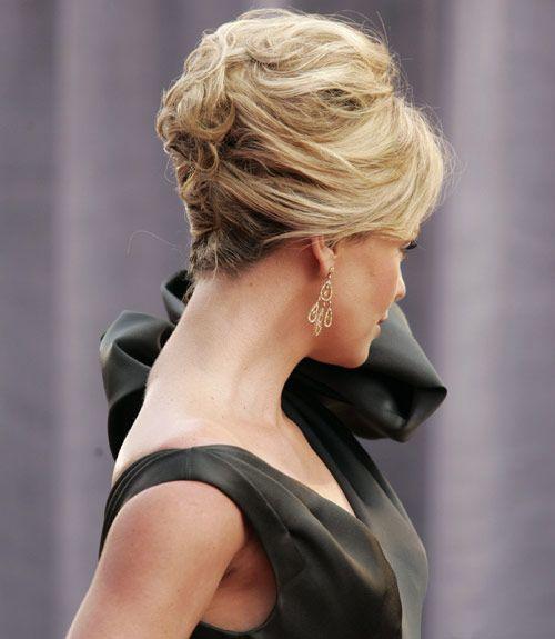 Wedding Hairstyles For Long Textured Updo Bun On Blonde Hair Lavishpro