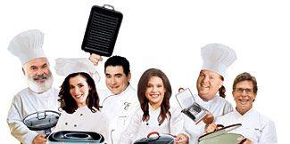 We test top chefs' latest products