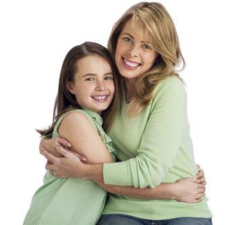 Shivaun and her daughter Sara