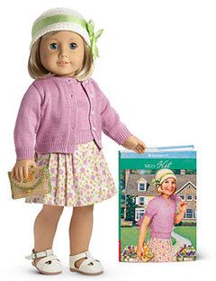 American Girl Doll Kit Kittredge