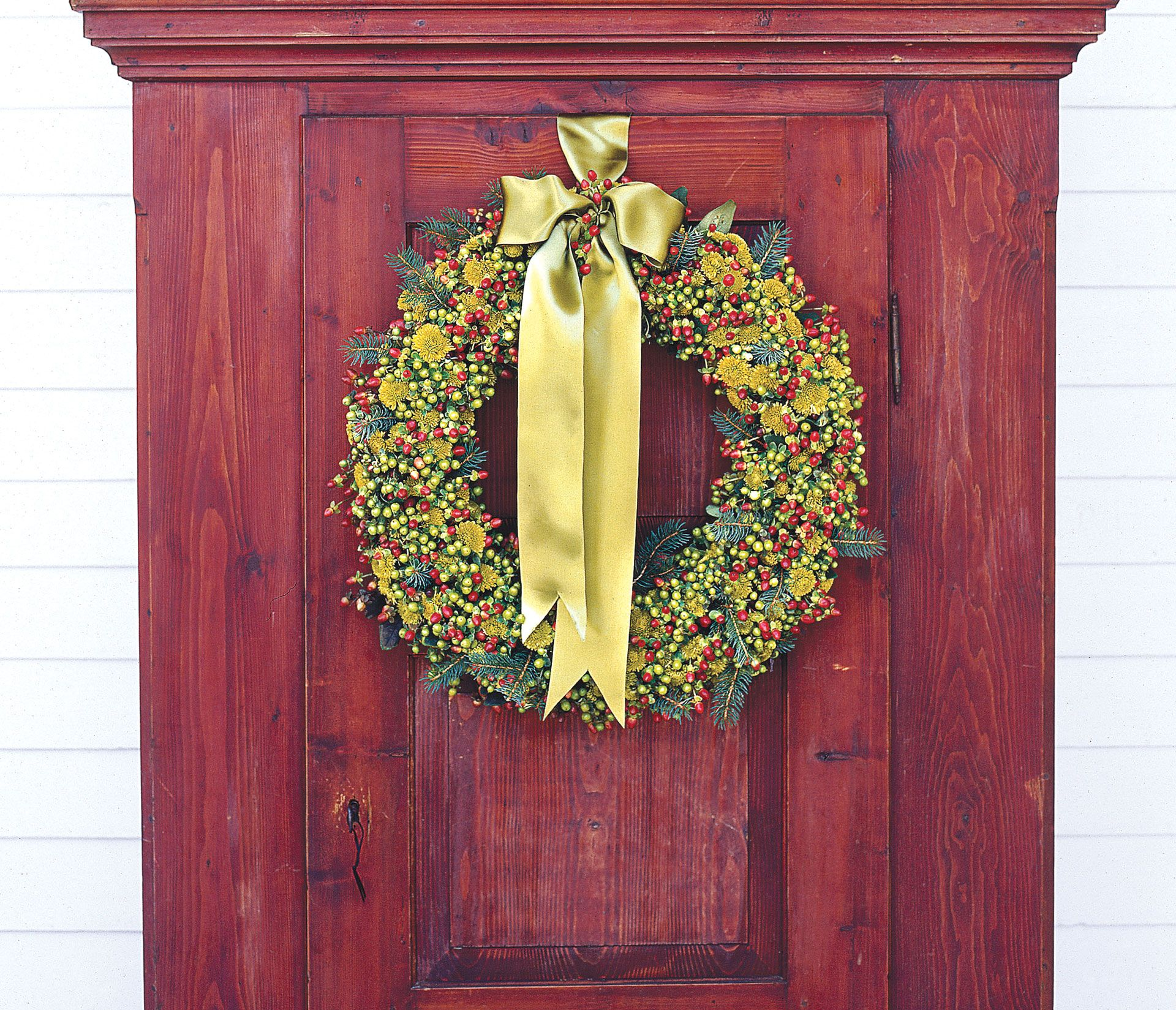 40 Christmas Door Decorating Ideas - Best Decorations for