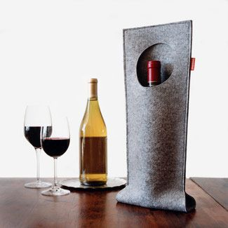 winepocket wine carrier