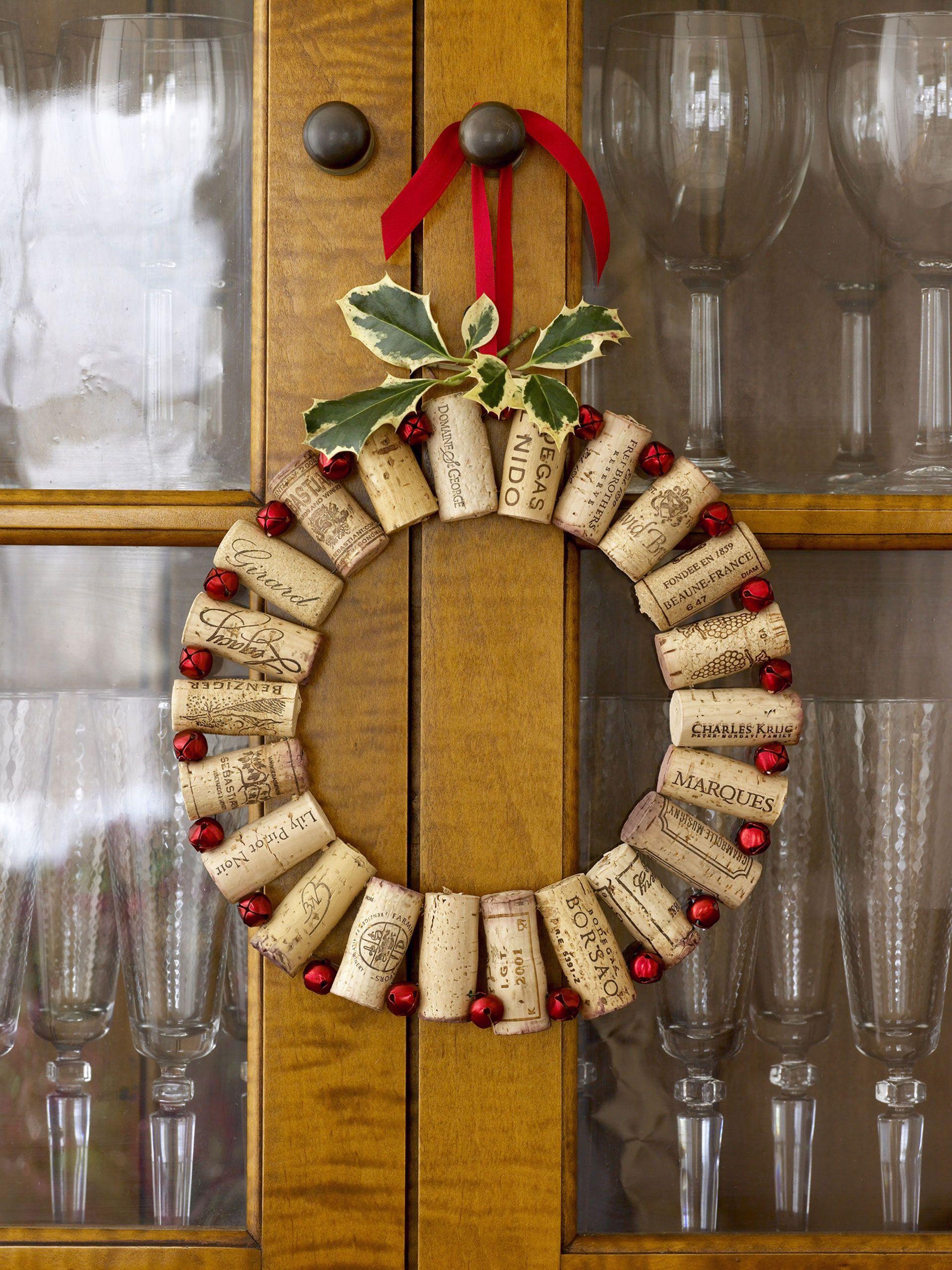 55 DIY Christmas Wreaths How