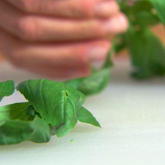 Cutting Technique - Julienne Vegetables