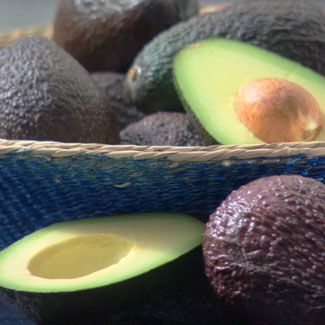 Ingredient, Whole food, Natural material, Avocado, Kitchen utensil, Egg, Dog toy,