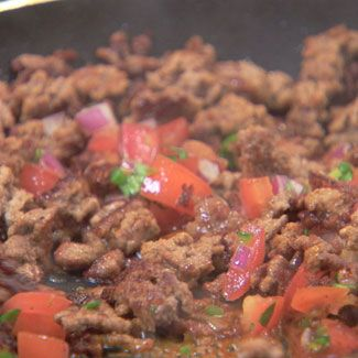 Food, Meat, Ingredient, Recipe, Dish, Cuisine, Cooking, Stew, Comfort food, Mixture,