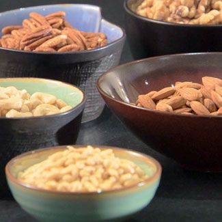 How to Toast Nuts - Best Way to Make Toasted Nuts