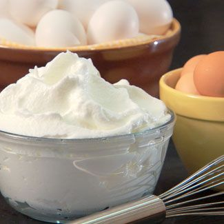 Beating Egg Whites