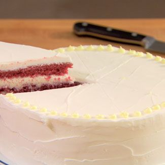 To Slice Layer Cakes Use A Long Thin Bladed Knife And Cut With Gentle Sawing Motion