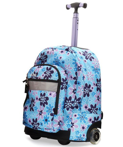 Best Backpacks With Wheels 9 Kids Rolling