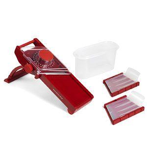Kitchenaid Mandoline Slicer Set Kc310bxera