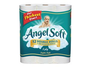 angel soft toilet paper review