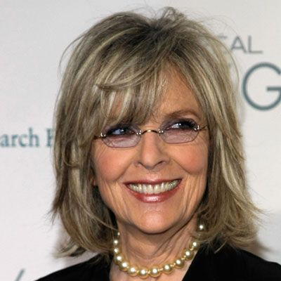 Diane Keaton Hairstyles - Pictures of Diane Keaton\'s Hair