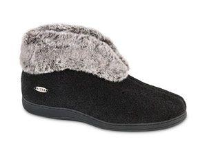 c6cfcd755f8b Acorn Chinchilla Bootie II Women s Slippers Review